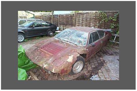 Oldtimer Versicherung Motorrad Sterreich by Lamborghini 3000 Scheunenfunde Schrottpl 228 Tze 12 300111