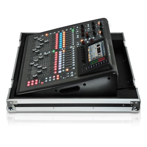Mixer Lighting Behringer behringer x32 compact tp digital mixer at gear4music