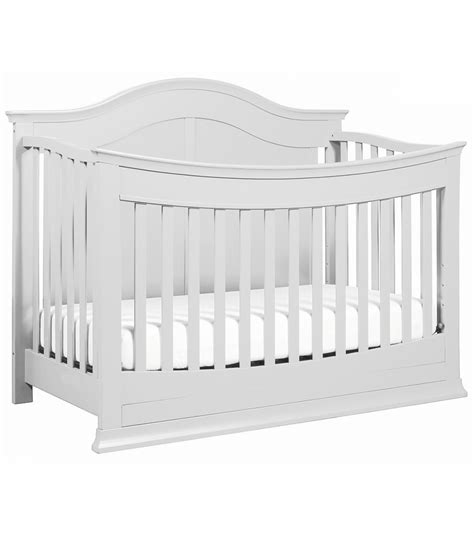 Davinci Meadow 4 In 1 Convertible Crib Toddler Bed White 4 In 1 Convertible Crib