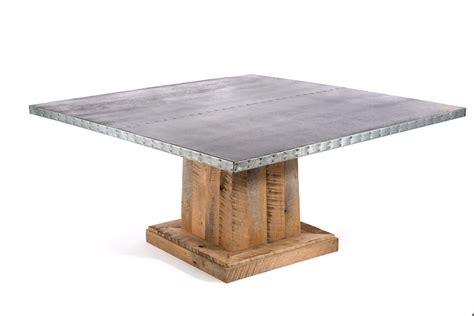 zinc covered table images 1000 ideas about outdoor