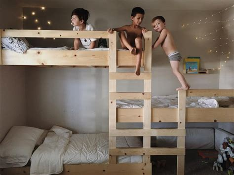 bunk bed porn 10 brilliant space saving ideas for kids bedrooms