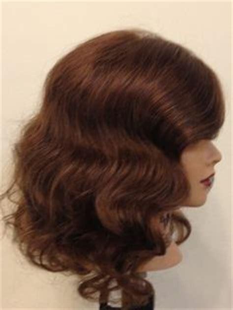 barrel curl wigs round brush barrel piper iafano editorial styling
