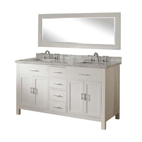 home depot bathroom sinks and cabinets 48 inch double sink vanity aberdeen virtu usa gloria