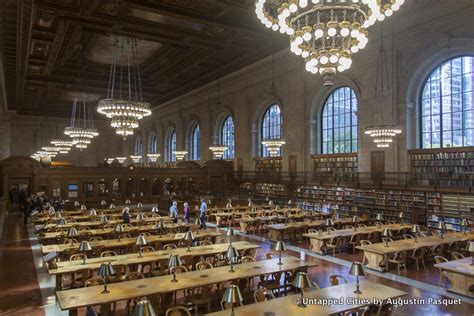 city room new york today inside the stunning renovated reading room at the new york library open today