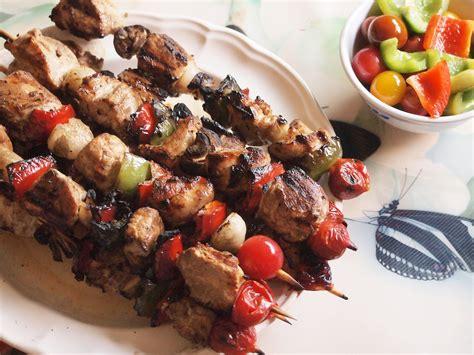 cucinare kebab come preparare il kebab alla griglia 11 passaggi