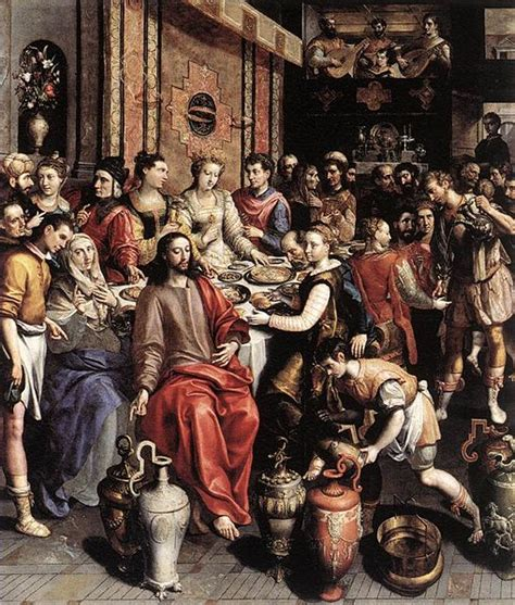 Wedding At Cana Essay by Gospel Of