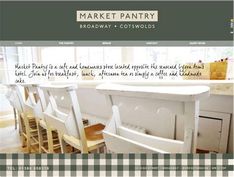 Broadway Pantry by Solomons Design Creative Branding Marketing Web Design October 2010