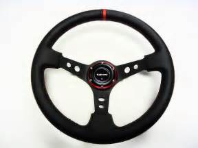Steering Wheels Release Vms 96 00 Honda Civic Steering Wheel Black Hub