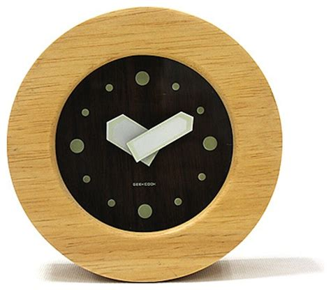 Fairytale Table Clock Modern Desk And Mantel Clocks Modern Desk Clocks