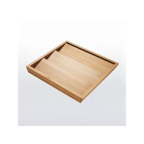range 233 pices bois tiroir cuisine