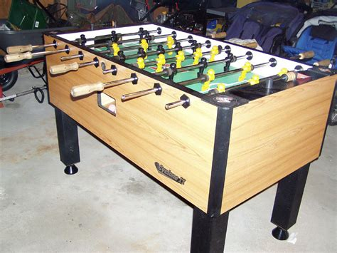 Tornado Foosball Table Cyclone Ii Rich Berkman Flickr Foosball Table Tornado