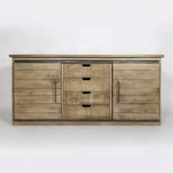 Wood Sideboard Cabinet Best 25 Buffet Bois Massif Ideas On Pinterest Bureau