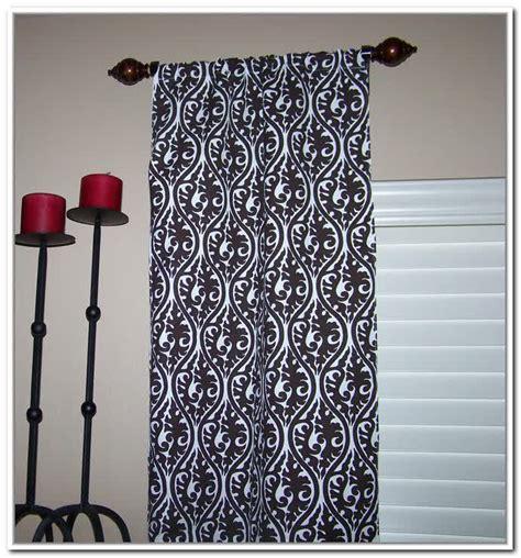 short decorative curtain rods short curtain rods extend your window design solution