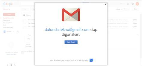 langkah langkah membuat email google baru cara membuat akun email gmail baru gratis