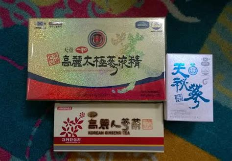 Daftar Ginseng Korea tips mencari ginseng asli berkualitas di korea