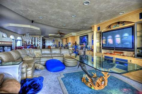 home theme ideas under the sea make yourself at home in this oceanside abode