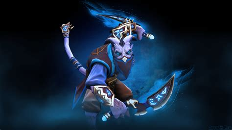 wallpaper dota 2 riki the scattered prince riki s custom set dota 2 wallpapers