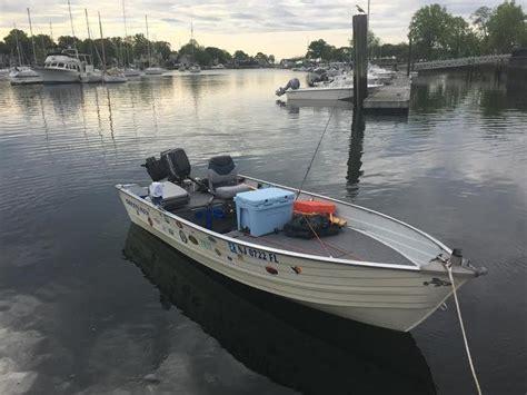 1989 crestliner deep v powerboat for sale in new jersey - Crestliner Deep V Boats