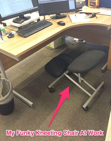 Desk Chair Benefits by Kneeling Desk Chair Benefits Bruin
