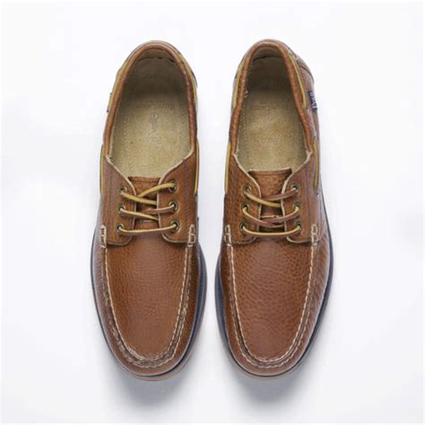 polo bienne boat shoe tan polo ralph lauren men s bienne leather boat shoes tan