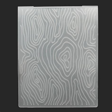 embossed craft paper plastic embossing folder template diy scrapbook paper