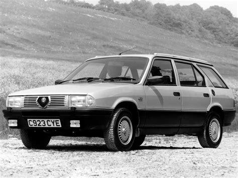 1983 alfa romeo 33 1 5 giardinetta 4x4 car photos