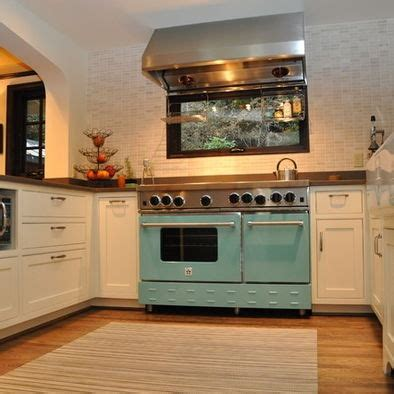 rustic kitchen love the blue retro appliances with the 27 best images about colors kitchens we love on