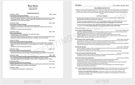 a comprehensive resume update checklist resume editing