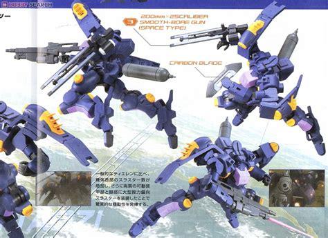 Gundam Msj 06iii A Sergei S Tieren Taozi Hg Scale 1 144 msj 06ii sp sergei s tieren taozi hg gundam model kits