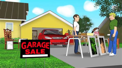 Garage Sales Rock Rockauto Tv Commercial 5 The Garage Sale