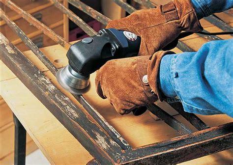 sverniciare ringhiera come sverniciare il ferro comecreareunsito