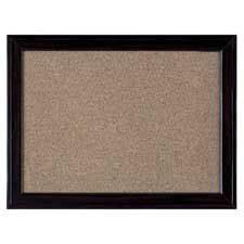 decorative cork boards for home quot espresso home d 233 cor quot cork board