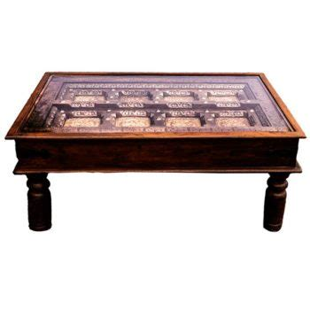 14 Coffee Tables Made From Old Doors Inhabit Zone Indian Door Coffee Table