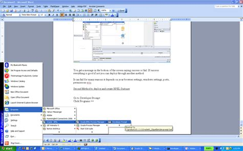 tutorial oracle bpel bpel tutorial for beginners with helloworld exle