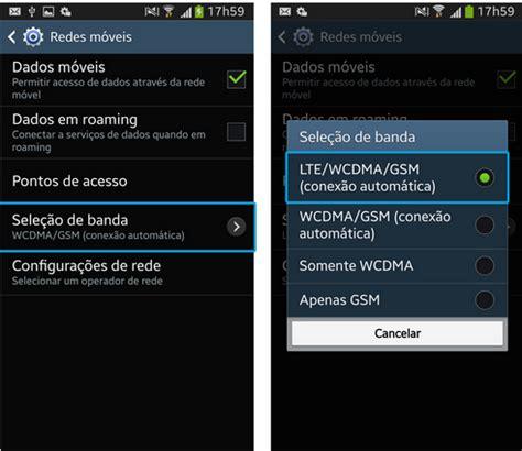 tutorial internet gratis no celular samsung samsung galaxy s4 tutorial como ativar a banda lte 4g