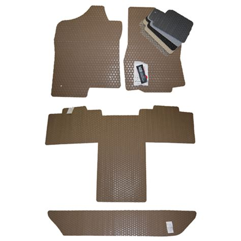 Cadillac All Weather Floor Mats by Cadillac Escalade Esv All Weather Floor Mats 2007 2015