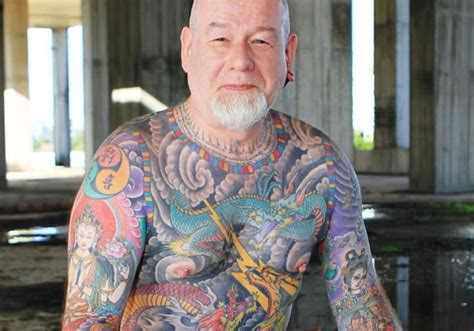 old man with tattoos 31 impressive with tattoos creativefan
