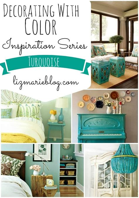 aqua colored home decor decorating with turquoise home design