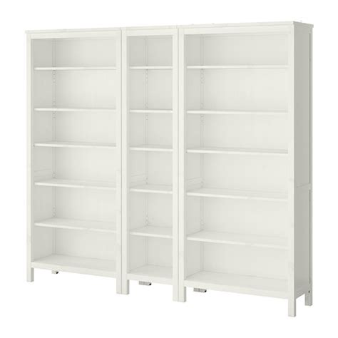 Ikea Hemnes Bookcase White hemnes bookcase white stain ikea