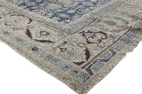 vintage teppich vintage bidjar teppich bb4179 doris leslie blau