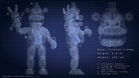 funtime freddy blueprint by sparkyboy gaming on deviantart