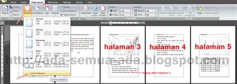 cara membuat landscape pada halaman tertentu di word cara landscape word 2010 beatiful landscape