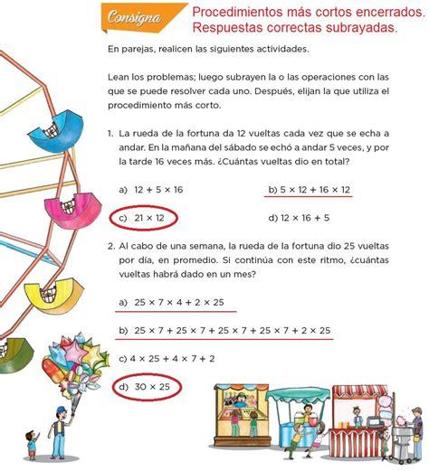 segundo grado libro de matematicas segundo grado seotoolnet com