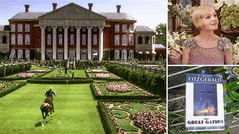 mean girls vs great gatsby which mansion is more your orchid girls and that infamous emerald lawn inside the