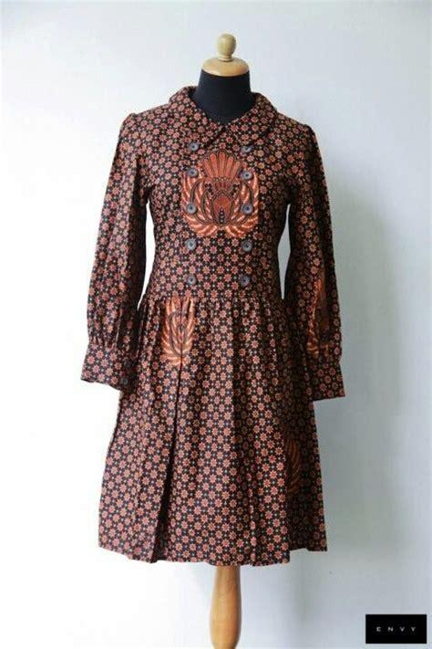 Baju Batik Modern Kebaya Muslim Dress Kemeja Pria Barata Cp dress batik truntum gurdo batik inspiration