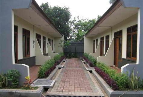 gambar desain rumah kost atau kontrakan minimalis sederhana rumah bagus minimalis