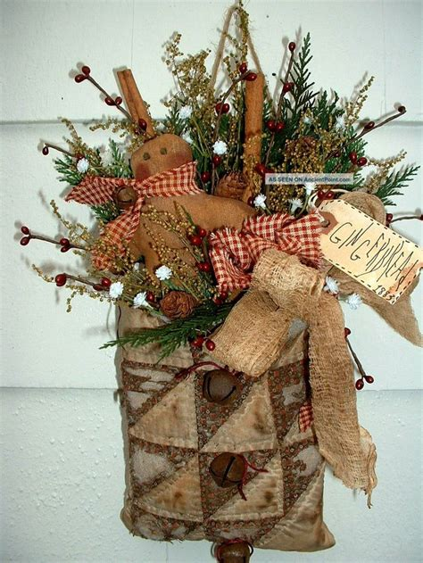 1334 best primitive christmas images on pinterest