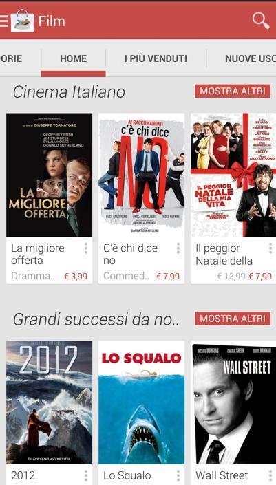 film streaming italia film in streaming lo 171 store 187 di google anche in italia