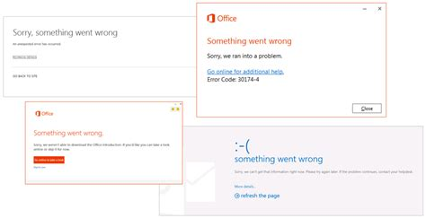 Office 365 Keeps Crashing Troubleshoot Installing Office 365 Office 2016 And