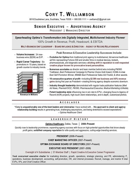 Award Winning Resumes executive resume writer smith proulx award winning